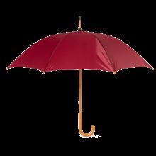 Gekleurde paraplu | Ø 104 cm | Handmatig | Full colour | Maxs035 Bordeauxrood