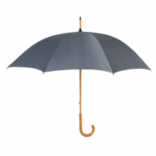 Gekleurde paraplu | Ø 104 cm | Handmatig | Full colour | Maxs035 Grijs