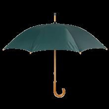 Gekleurde paraplu | Ø 104 cm | Handmatig | Full colour | Maxs035 Groen