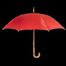 Gekleurde paraplu | Ø 104 cm | Handmatig | Full colour | Maxs035 Rood