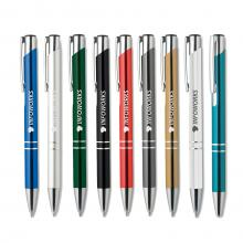 Metalen pen | Glans | Gravure of full colour