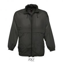 Windbreaker jack | 210 grams | Nylon | 8753200 Zwart