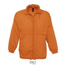 Windbreaker jack | 210 grams | Nylon | 8753200 Oranje
