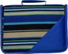 Fleece deken met draaghoes