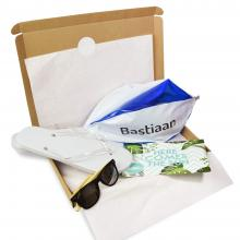 Gepersonaliseerde strandbal | In pakketje met slippers & zonnebril | Summerbox002 CustomMade