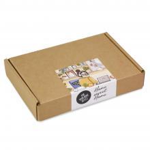 Gepersonaliseerde notitieboekje | In pakketje met pen & Tony reep  | Homeworkbox001