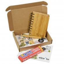 Gepersonaliseerde notitieboekje | In pakketje met pen & Tony reep
