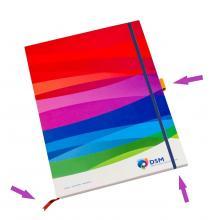 Notitieboekje | Softcover | A4 | Custom made