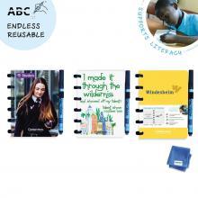 Correctbook A6 | 40 pagina's | Ringband | Full colour