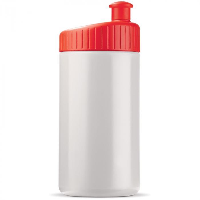 Sportbidon | Full colour rondom | 500 ml | 9198836 Rood