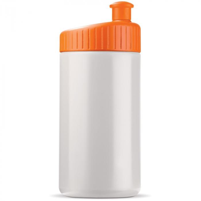 Sportbidon | Full colour rondom | 500 ml | 9198836 Oranje