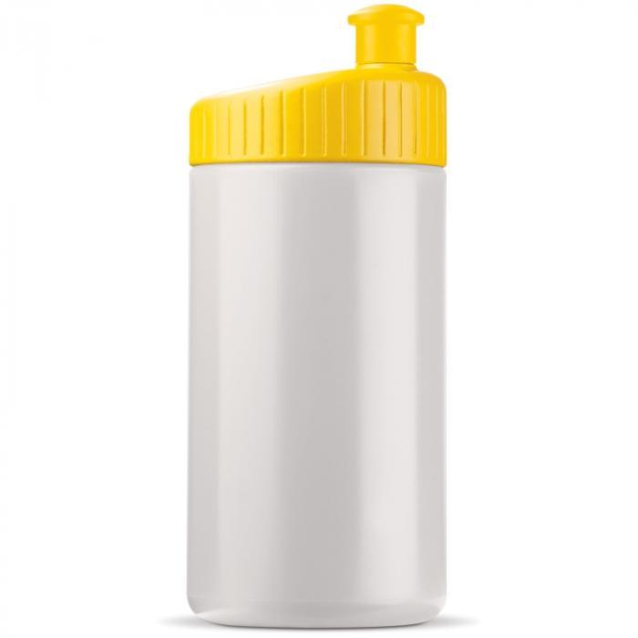 Sportbidon | Full colour rondom | 500 ml | 9198836 Geel