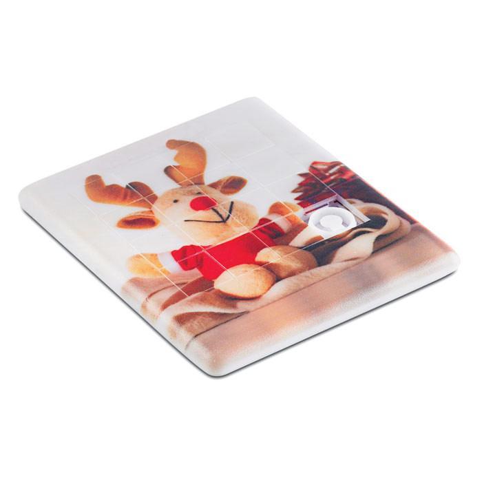 Schuifpuzzel | 24 gram | Plastic | 8754861