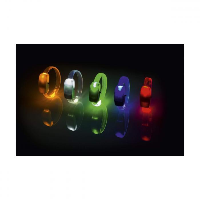 Glow armband | 70 x 21 mm | Kunststof | 734331