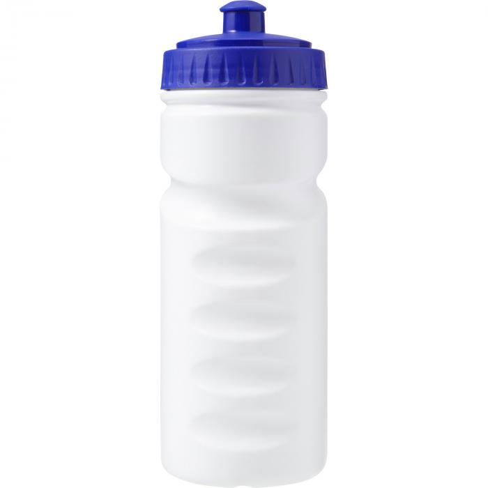 Recyclebare kunststof drinkfles | 500 ml | Snel | 8037584 Blauw