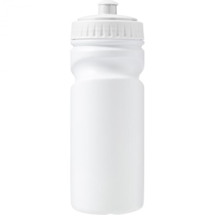 Recyclebare kunststof drinkfles | 500 ml | Snel | 8037584 Wit