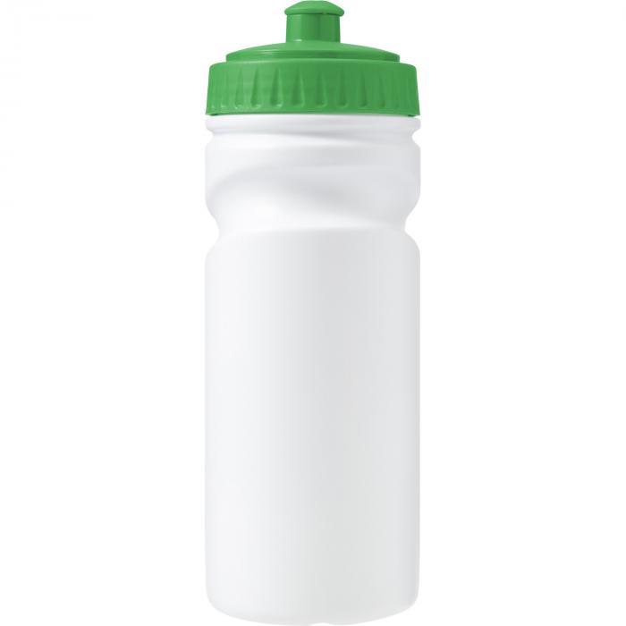 Recyclebare kunststof drinkfles | 500 ml | Snel | 8037584 Groen