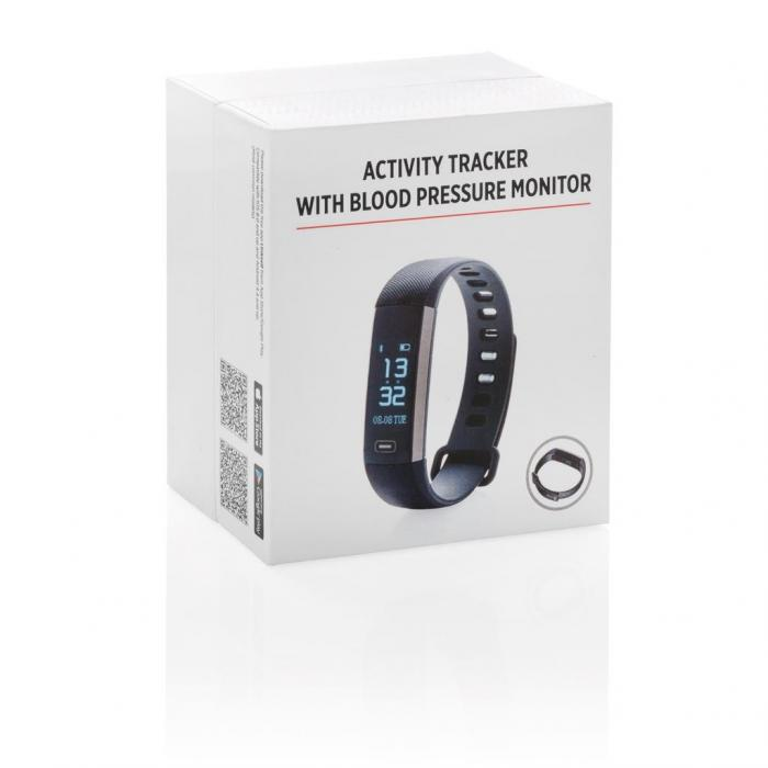 Activity tracker met bloeddrukmonitor | 88330641