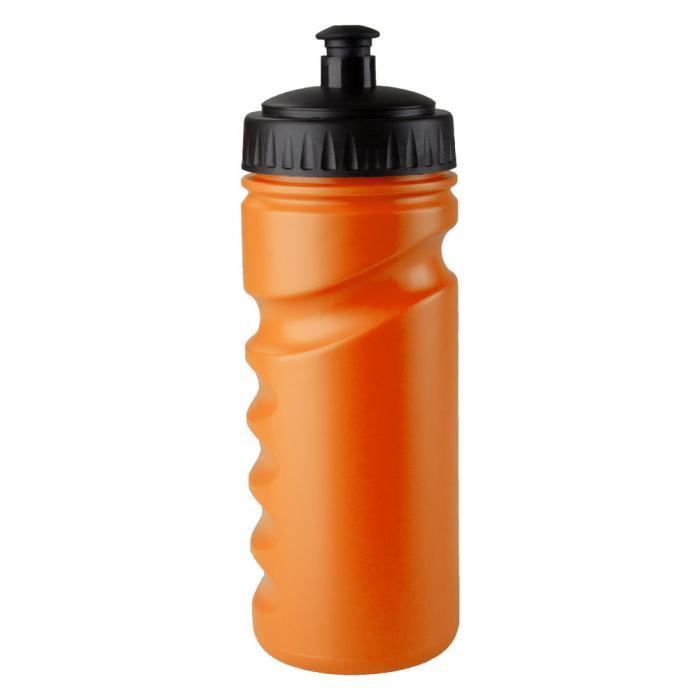 Sport bidon budget 500ml | 83791439 Oranje
