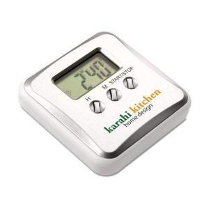 Keuken timer | 8756870 Mat zilver