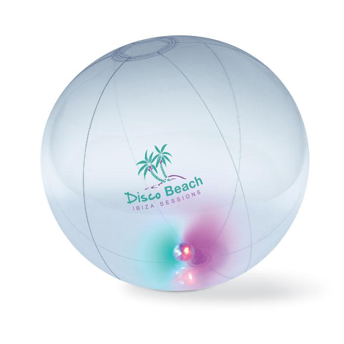 Strandbal | 28 cm | LED knipperlampje | 8798283