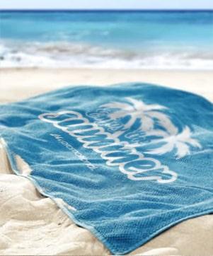 strandlaken bedrukken