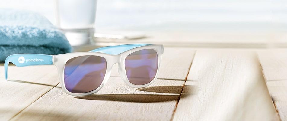 zonnebrillen bedrukken maxilia