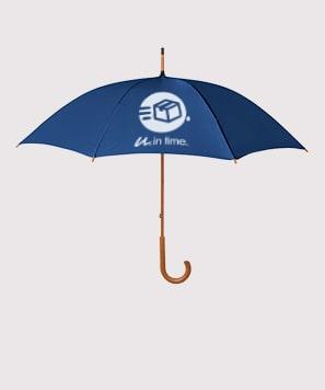 snel paraplu bedrukken bij Maxilia