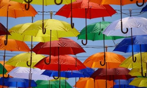 Veelgestelde vragen over paraplu's en antwoorden