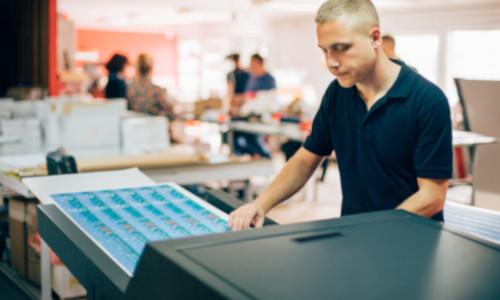 Onze veelgebruikte druktechnieken in een notendop