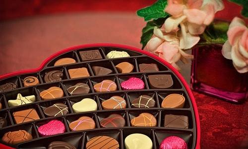 Week 43: Trakteren met logochocolaatjes!