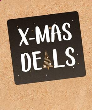 Kerst special deals