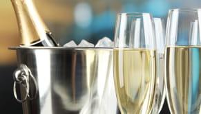 champagneglazen bedrukken