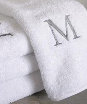 932490b26dd Handdoeken borduren | Al vanaf 10 stuks | Maxilia.nl