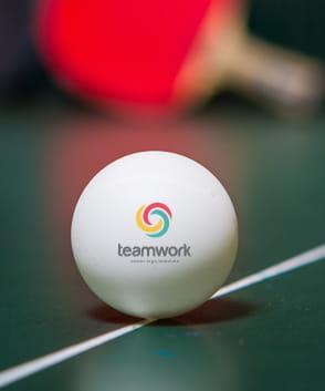 pingpongballen bedrukken