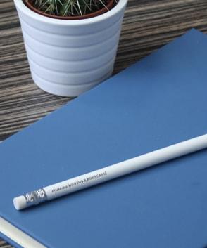 potloden bedrukken kleine oplage