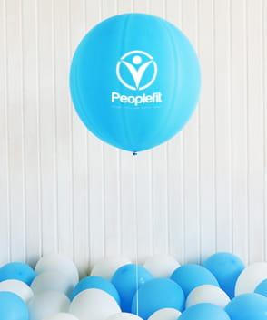 reuze ballonnen bedrukken