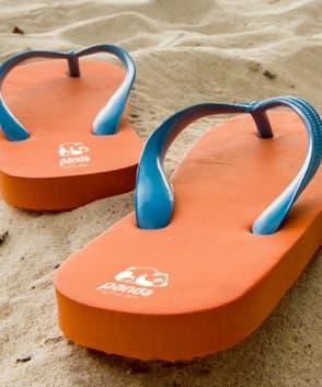 slippers bedrukken maxilia