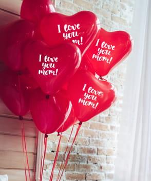 snel ballonnen bedrukken