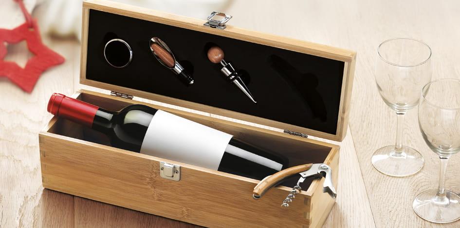 wijnkisten bedrukken Maxilia