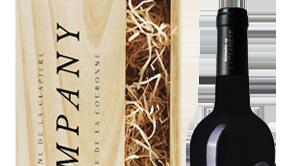 wijnkisten met wijn